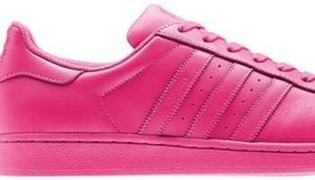 adidas Superstar Semi Solar Pink/Semi Solar Pink-Semi Solar Pink
