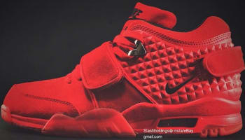 Nike Air Trainer V Cruz Premium Gym Red/Black-Gym Red