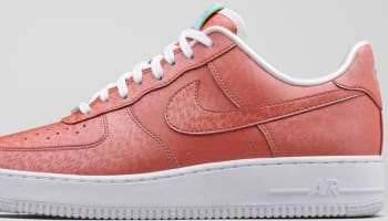 Nike Air Force 1 Low '07 LV7 QS Rust/Lime