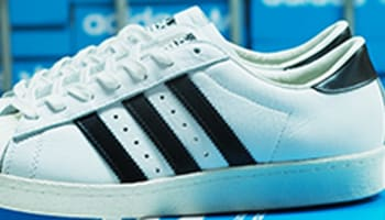 adidas Consortium Superstar White/Black