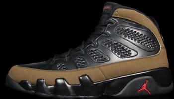 Air Jordan 9 Retro Olive '12