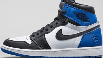Air Jordan 1 Retro High OG Black/Sport Royal-White