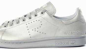adidas Raf Simons Stan Smith Silver/Silver