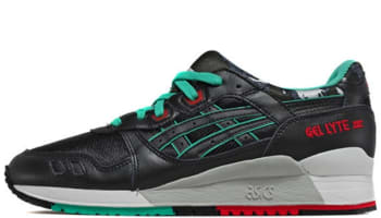 Asics Gel-Lyte III Black/Future Camo
