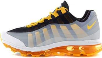 Nike Air Max+ '95 BB Black/Total Orange-Dark Grey-Wolf Grey
