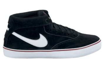 Nike Omar Salazar SB Black/White-Gum Dark Brown-Varsity Red
