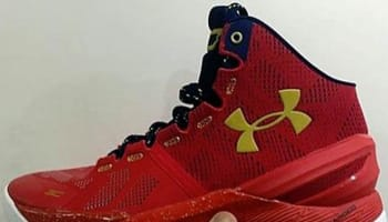 Under Armour Curry 2 Floor General