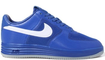 Nike Lunar Force 1 Low Fuse NRG Game Royal/White