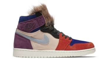 "Air Jordan 1 Women's Court Lux High Top OG ""Aleali May"""