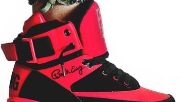 Ewing Athletics Ewing 33 Hi Black/Red