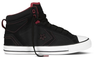 Converse Star Player Plus Black/Red