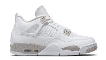 Air Jordan 4 Retro White/Tech Grey