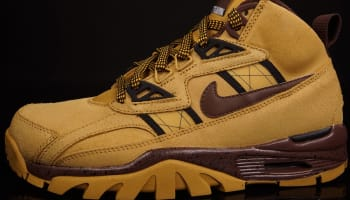 Nike Air Trainer SC High Sneakerboot Haystack/Light Chocolate-Black