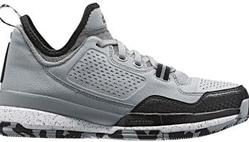 adidas D Lillard 1 Light Onix/Black-White