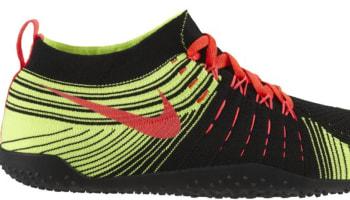 49d410298e0 Nike Free Hyperfeel Trainer Black White-Volt-Bright Crimson