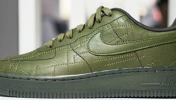 Nike Air Force 1 Low Women's Rough Green/Rough Green