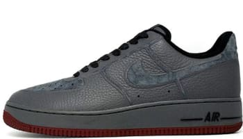 Nike Air Force 1 Premium Skive Tech VT Dark Grey/Dark Grey