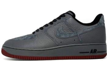 Nike Air Force 1 Premium Skive Tech VT Dark Grey/Dark Grey