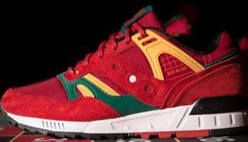 Packer Shoes x Just Blaze x Saucony Grid SD Casino