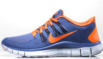 Nike Free 5.0+ Women's Violet Force/Bright Citrus-Anthracite
