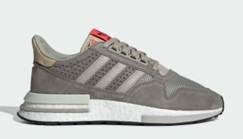 Adidas ZX500 RM Sand Brown/Light Brown-Footwear White