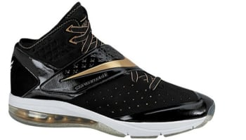 Nike CJ81 Trainer Max Black/Metallic Gold-White