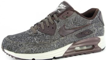 Nike Air Max Lunar90 Premium Velvet Brown/Velvet Brown-Baroque Brown