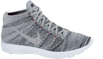 Nike Lunar Flyknit Chukka Wolf Grey/Wolf Grey-Black-White