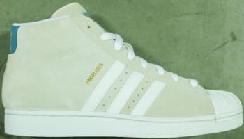 adidas Pro Model Richard White White St Stonewash