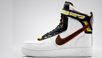 Nike Air Force 1 High Supreme RT White/Black-Multi-Color