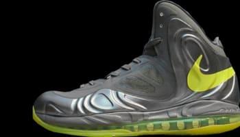 Nike Air Max Hyperposite Charcoal/Atomic Green-Black