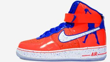 Nike Air Force 1 High CMFT Premium Sheed Knicks Orange