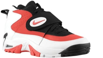 Nike Air Mission White/Fire Red-Black