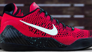 Nike Kobe IX Premium University Red/Black