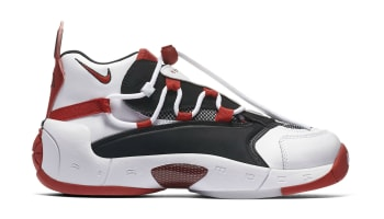 Nike Air Swoopes 2 White/Black-Red