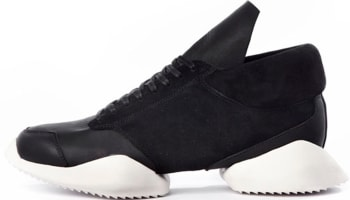 adidas Rick Owens Tech Runner Black/White