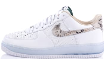 Nike Air Force 1 Low CMFT Premium White/White