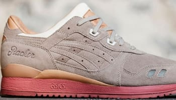 Asics Gel-Lyte III Taupe/Taupe