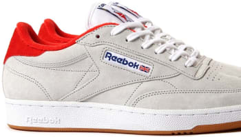 Concepts x Reebok Club C Grey/Red