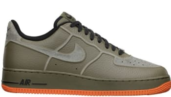 Nike Air Force 1 Low Premium Skive Tech VT Medium Olive/Medium Olive
