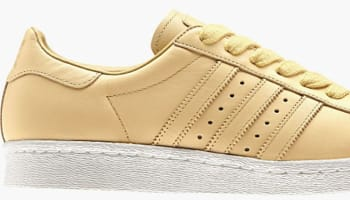 adidas Originals Superstar 80s Natural/White