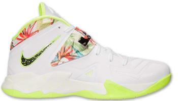 Nike Zoom Soldier VII White/Venom Green-Black