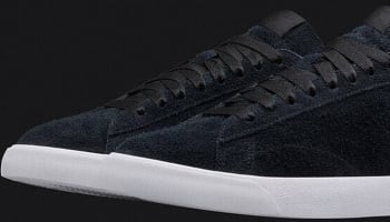 fragment design x Nike Tennis Classic Black/White