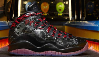 Daniel's Air Jordan 10 Retro DB Doernbecher
