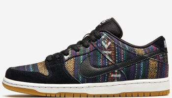 Nike Dunk Low Premium SB Multi-Color/Black-White