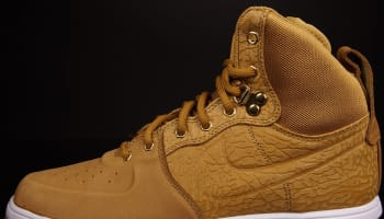 Nike Lunar Force 1 Sneakerboot Wheat/Wheat-White-Flat Gold