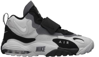 Nike Air Max Speed Turf Wolf Grey/Black-Dark Grey-Metallic Silver
