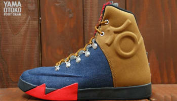 Nike KD VI NSW Lifestyle LE QS People's Champ