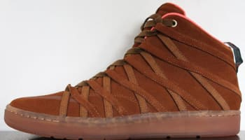 Nike KD VII NSW Lifestyle Hazelnut/Hazelnut-Bright Mango
