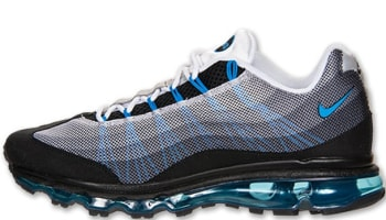 Nike Air Max '95 Dynamic Flywire Black/Photo Blue-Black-Anthracite
